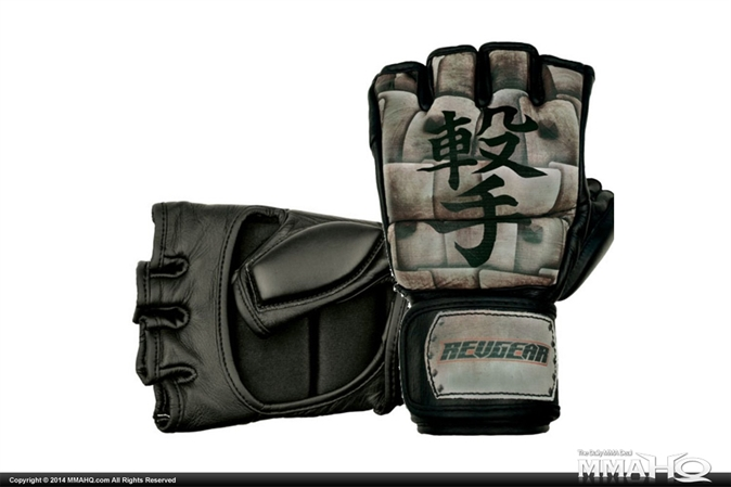 Samurai Series MMA Gloves